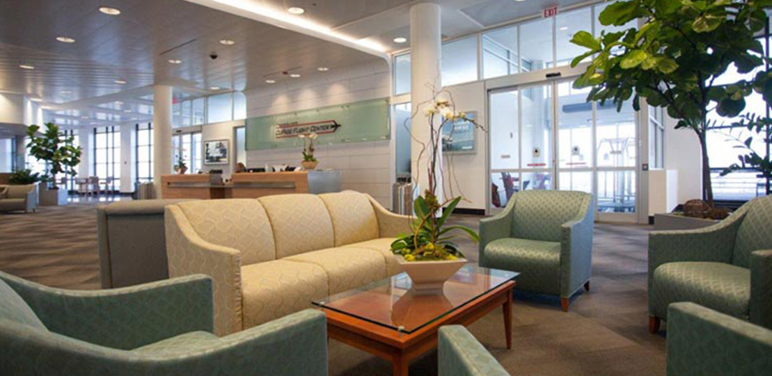 $4.2 Million Flight Center Renovation Unveiled at Chicagoland's Dupage Airport