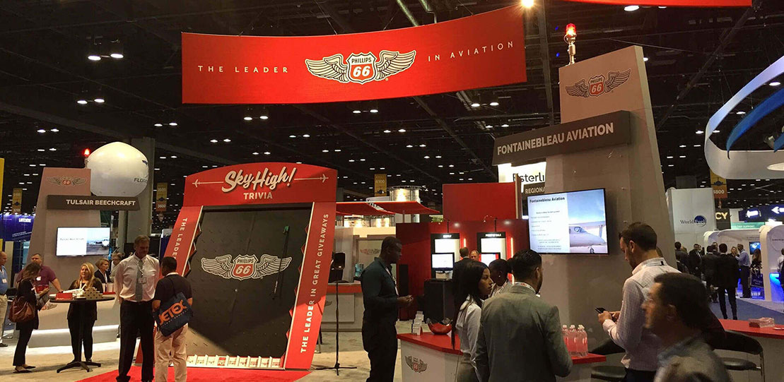 NBAA-BACE Recap: Celebrations, Giveaways and All Things Business Aviation