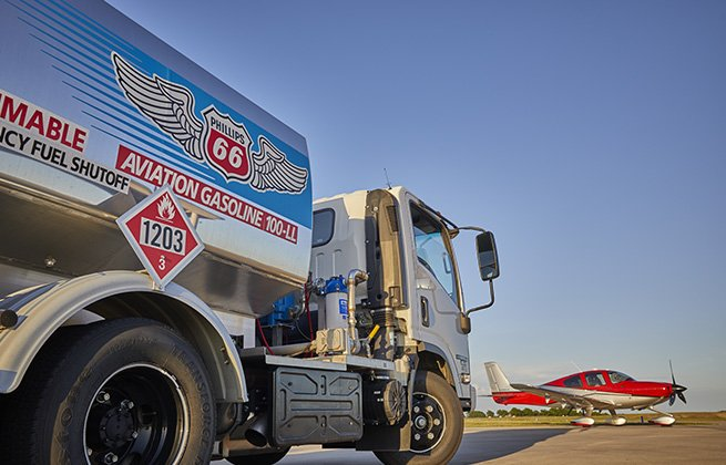 OFFER JET AND AVGAS CONTRACT FUEL